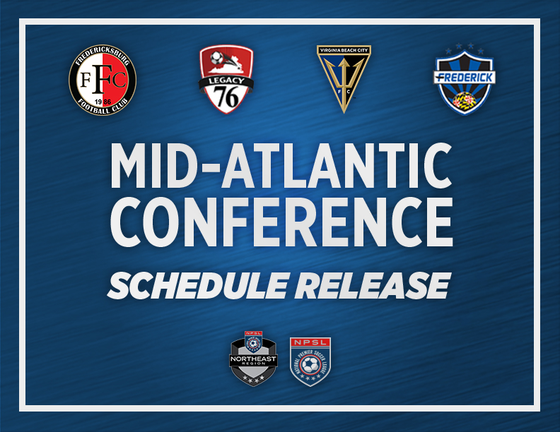 Legacy 76 NPSL Schedule Announced