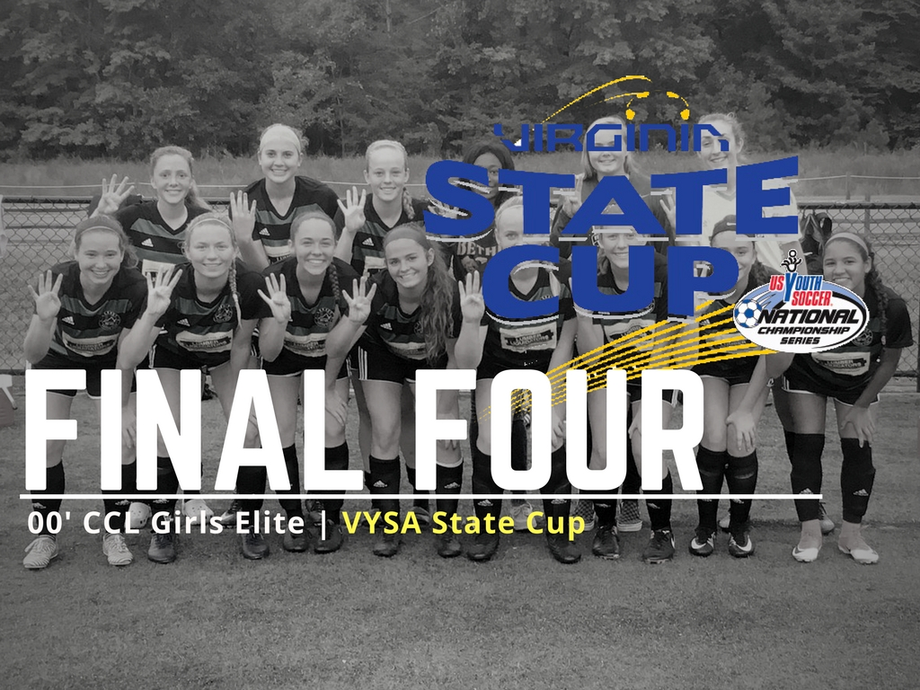 00' Girls Make State Cup Final 4