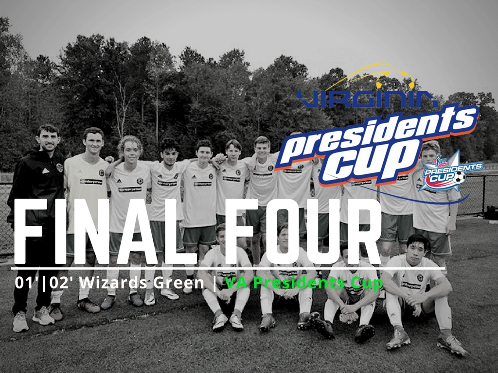 Legacy Teams Reach Presidents Cup Final 4