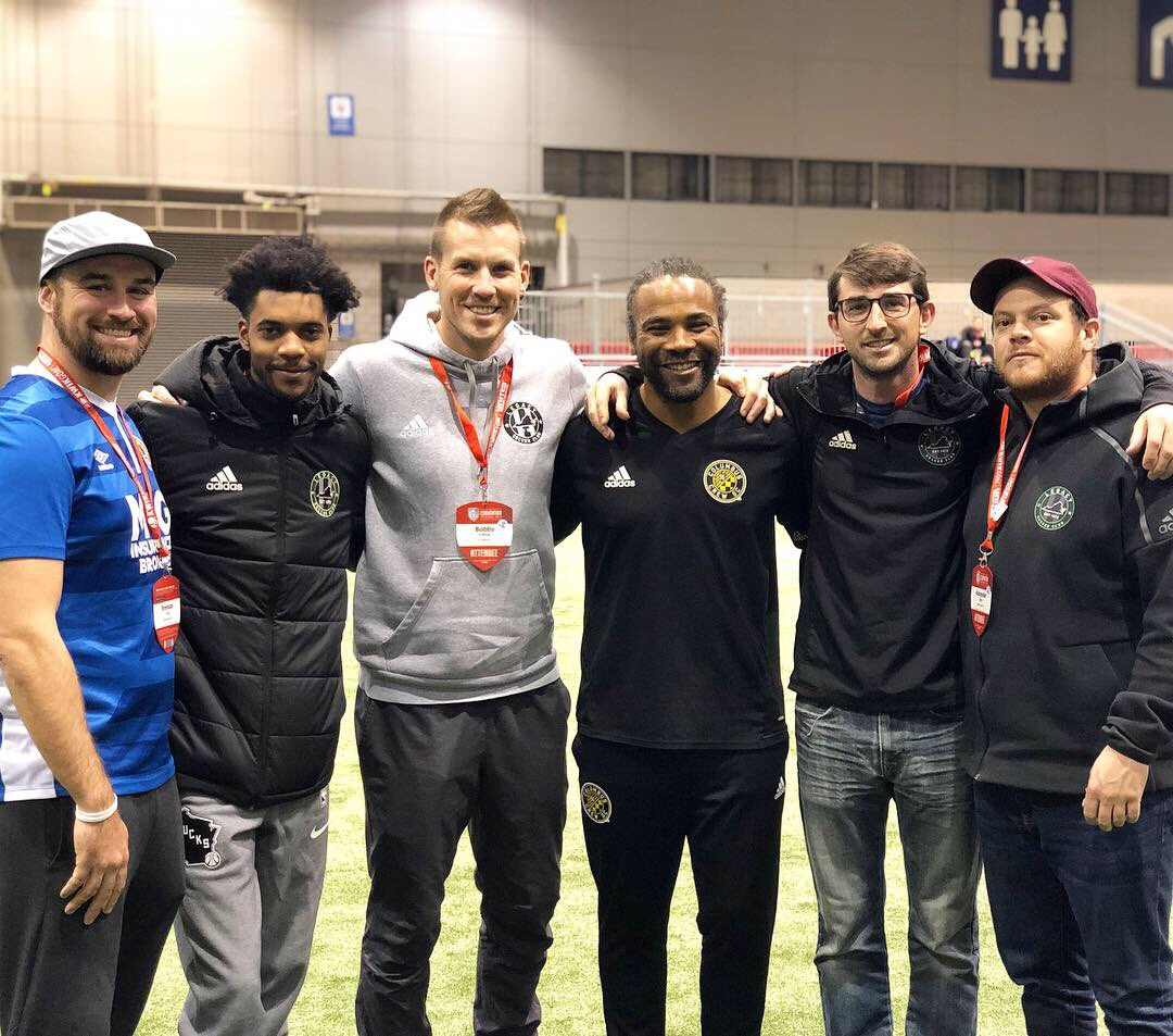 Legacy Staff Attends National Coaches Convention