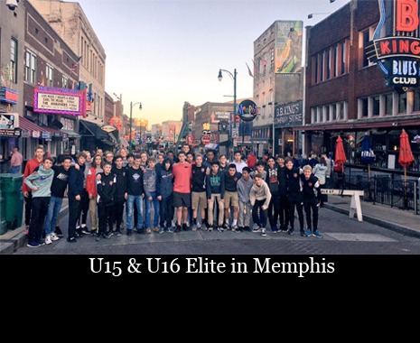 Legacy Boys Travel to Memphis