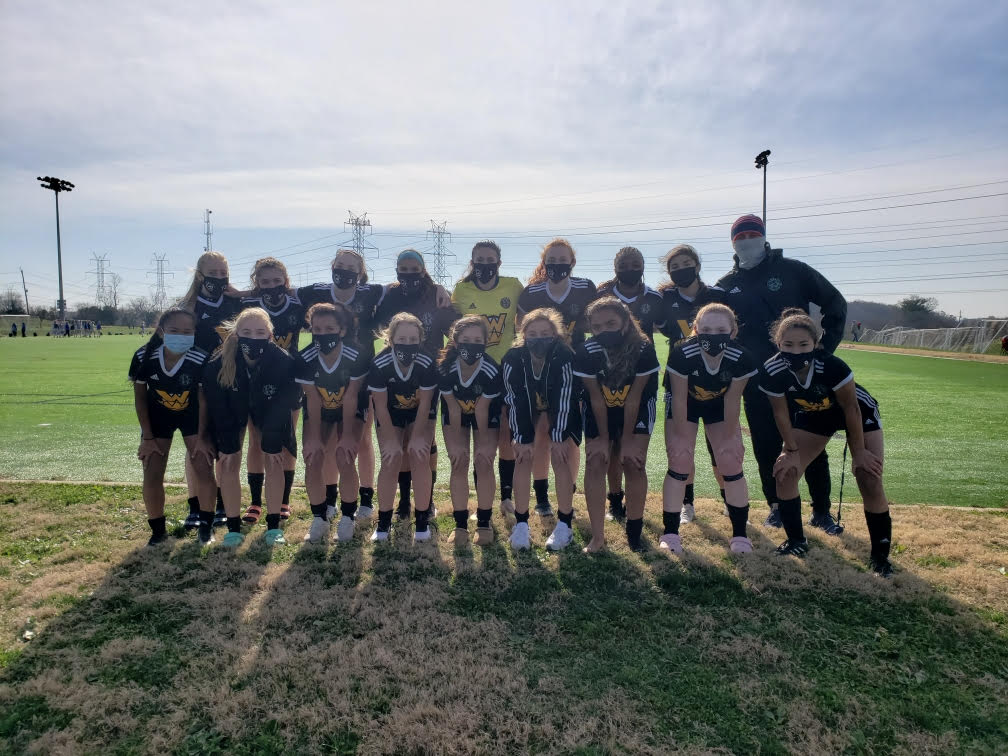 2004 CCL Girls Compete at Bethesda Premier Cup