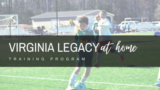 Virginia Legacy At Home Training Resources